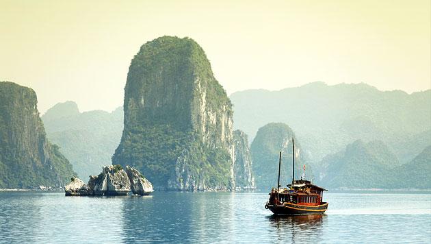 Vietnam: Von Schildkröten und Lotusblüten (Bild: thinkstockphotos.de)