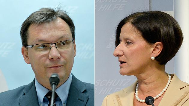 """Arbeitszeit: SP kritisiert """"Zickzackkurs"""" der VP (Bild: APA/Roland Schlager/Hans Klaus Techt)"""