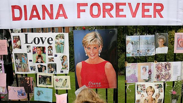 Neue Hinweise zum Tod von Prinzessin Diana (Bild: EPA)