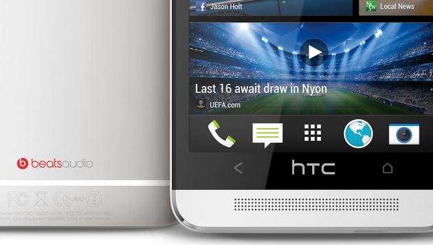 Beats Electronics will sich von HTC trennen (Bild: HTC)