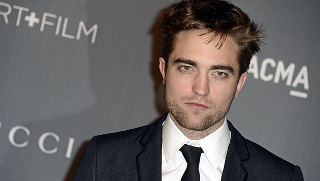 Robert Pattinson verprügelt Security-Mann (Bild: EPA)