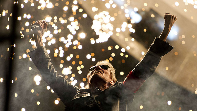 "Roger Waters kommt mit Bombastshow ""The Wall Live"" (Bild: AFP)"