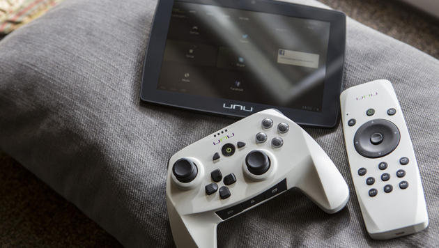 """Tablet mit TV-Dock, Gamepad und """"Air Mouse"""" kommt (Bild: Sunflex)"""