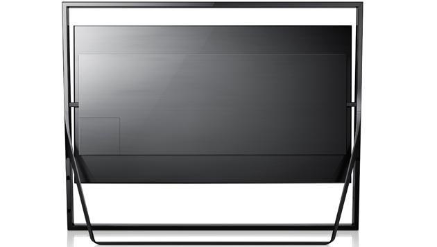krone.at zu Besuch bei Samsungs 4K-Fernseherkoloss (Bild: Samsung)