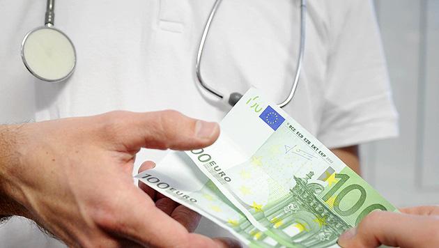 Ärztekammer fordert Weitergabe-Verbot für Daten (Bild: APA/Helmut Fohringer)