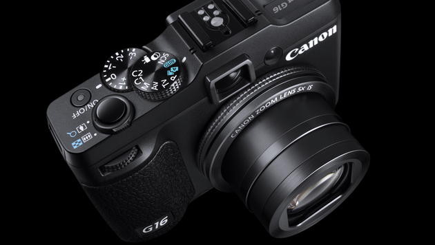 Canon enthüllt vier neue PowerShot-Digitalkameras (Bild: Canon)