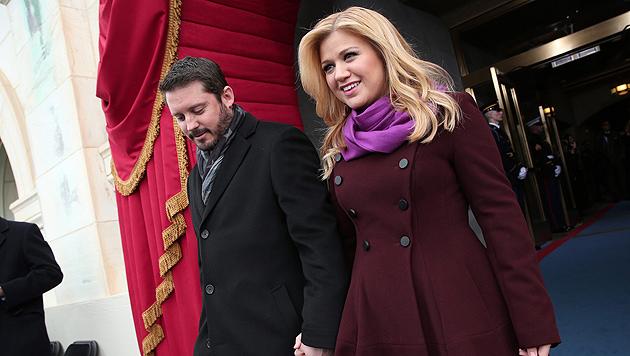 Kelly Clarkson erwartet ein Mädchen (Bild: EPA)
