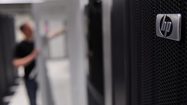 Schwacher PC-Markt setzt HP weiter ordentlich zu (Bild: EPA)