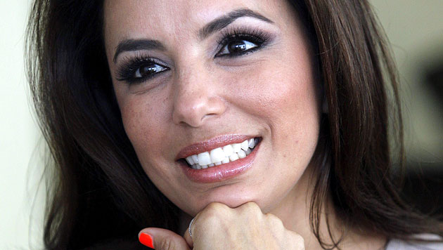 Hollywood-Beauty Eva Longoria ist wieder Single (Bild: EPA)