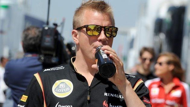Räikkönen-Engagement für Red Bull immer noch Thema (Bild: AP)