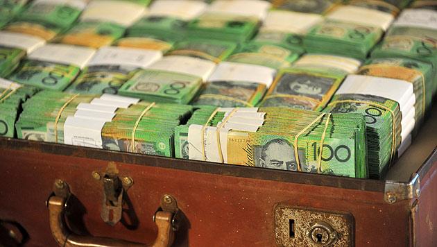 Australier wettet Vermögen auf Regierungswechsel (Bild: EPA)