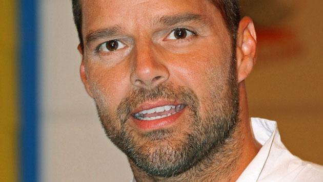 """Ricky Martin: """"Habe früher Schwule schikaniert"""" (Bild: AP)"""