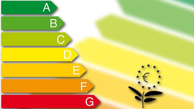 EU beschließt neue Kennzeichnung für Elektrogeräte (Bild: Wikipedia, krone.at-Grafik)