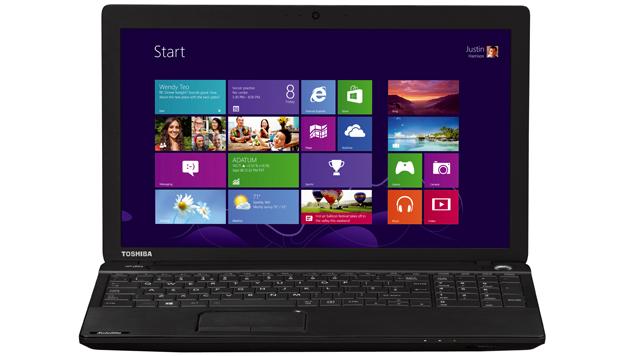 Viel Laptop fürs Geld: Toshibas C50D im Test (Bild: Toshiba)