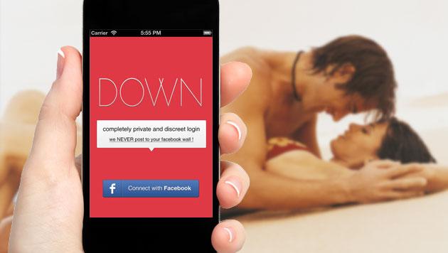 App für Sextreffen schlägt Apple ein Schnippchen (Bild: thinkstockphotos.de, iTunes App Store, krone.at-Grafik)
