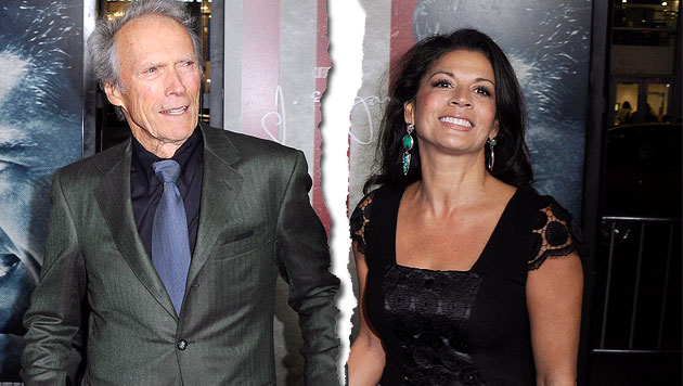 Eastwoods Ehefrau hat die Scheidung eingereicht (Bild: EPA, krone.at-Grafik)