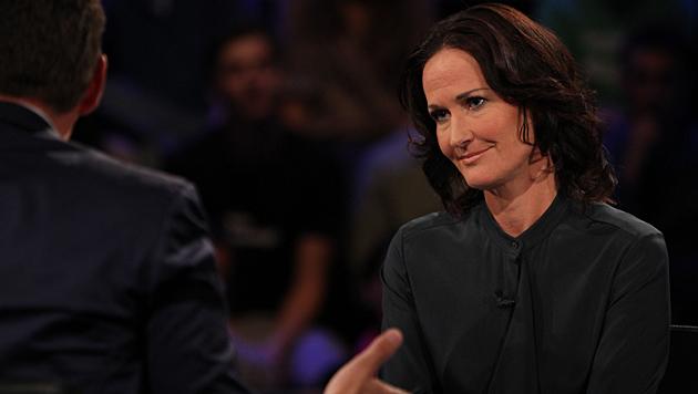 "Glawischnig vs. Strache: Korruption gegen ""Mahü"" (Bild: ORF/Milenko Badzic)"