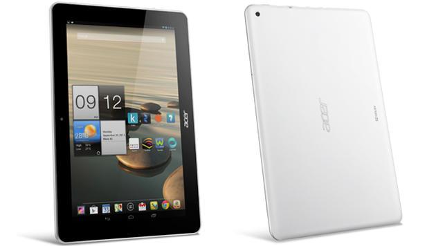 Acer: Erstes Handy mit 4K-Cam & 10-Zoll-Tab kommen (Bild: Acer)