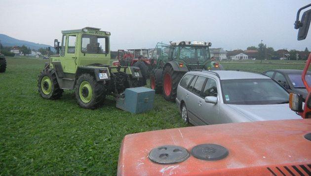 Bauern und Roma gerieten in Salzburg aneinander (Bild: Privat)