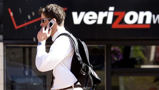 Vodafone verkauft Verizon-Anteil für 130 Mrd. $ (Bild: AP)