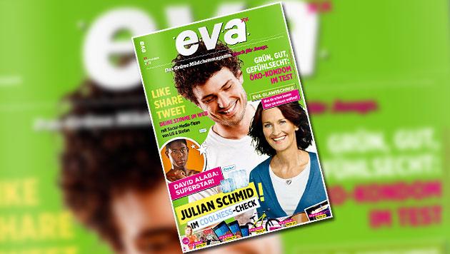 """Grüne gehen im """"Bravo""""-Stil auf Jungwählerfang (Bild: Screenshot: gruene.at, krone.at-Grafik)"""