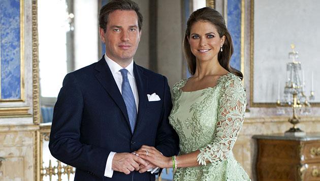 Prinzessin Madeleine brachte Mädchen zur Welt (Bild: Kungahuset.se/Brigitte Grenfeldt)