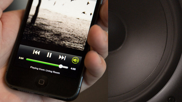 Spotify bringt Cloud-Streaming auf Hi-Fi-Systeme (Bild: Spotify)