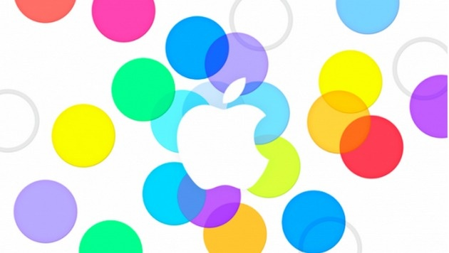 "Apple treibt""s bunt: iPhone-Event am 10. September (Bild: Apple)"
