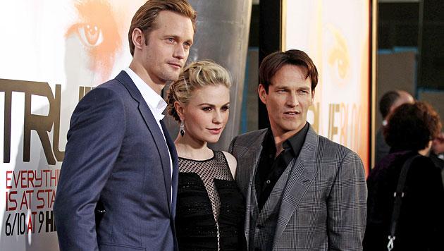 """Vampirserie """"True Blood"""" wird eingestellt (Bild: AP)"""