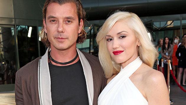 Gwen Stefanis dritter Sohnemann ist da (Bild: AP)