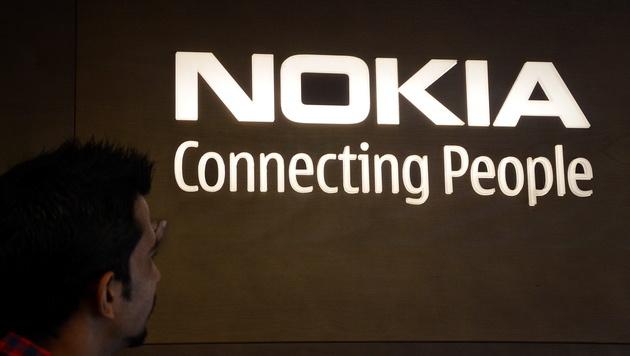 Nokia: Aktionäre billigen Verkauf an Microsoft (Bild: EPA)