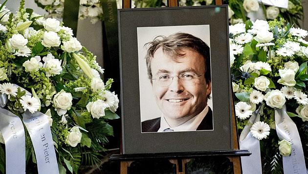 Royals danken für Beileid nach Tod von Prinz Friso (Bild: EPA)