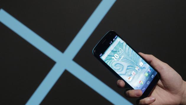 Trotz Reset: Smartphones hinterlassen Daten (Bild: AP)