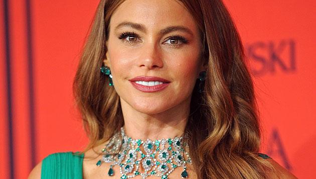 Vergara: Wieder bestbezahlter weiblicher TV-Star (Bild: AP)