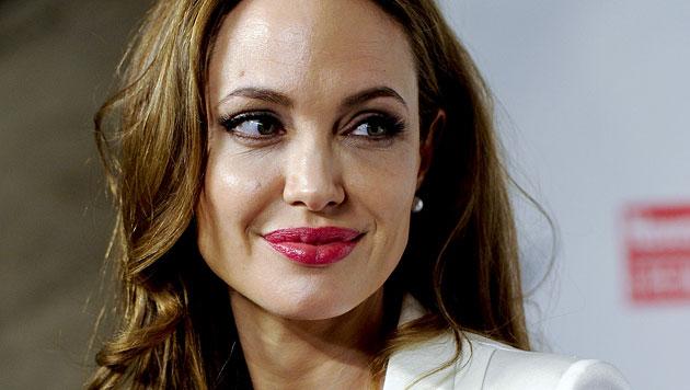 Angelina Jolie bekommt einen Ehren-Oscar (Bild: AP)