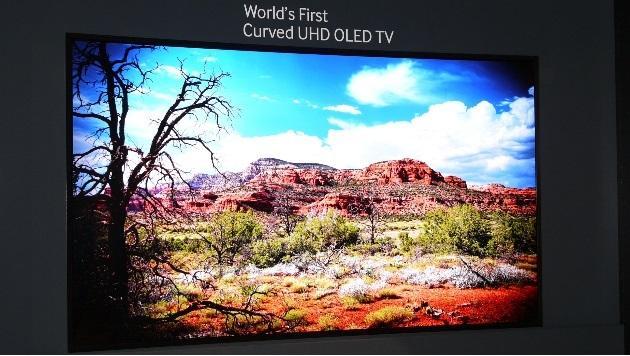 Größer, schärfer, smarter: TV-Trends auf der IFA (Bild: Dominik Erlinger)