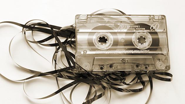 Kassette statt MP3-Player: Familie lebt wie 1986 (Bild: thinkstockphotos.de)