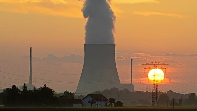 Schweizer deutlich gegen schnellen Atomausstieg (Bild: dpa/Armin Weigel)