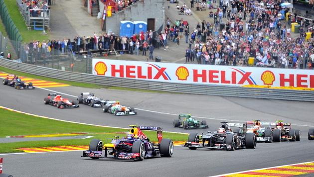 Vorläufiger F1-Kalender umfasst 21 Rennen (Bild: EPA)