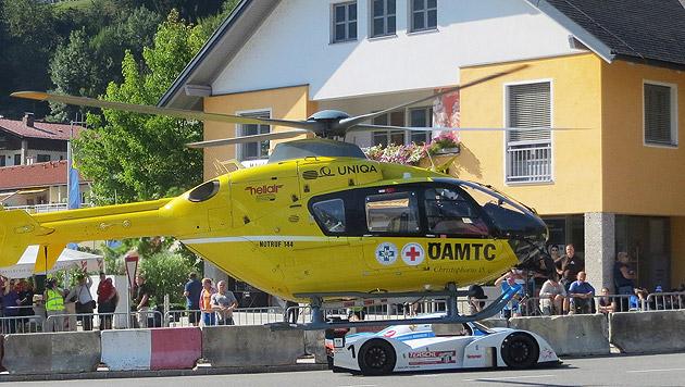 10 Verletzte bei Oldtimer-Rennen: 2 Schuldsprüche (Bild: APA/ÖAMTC)