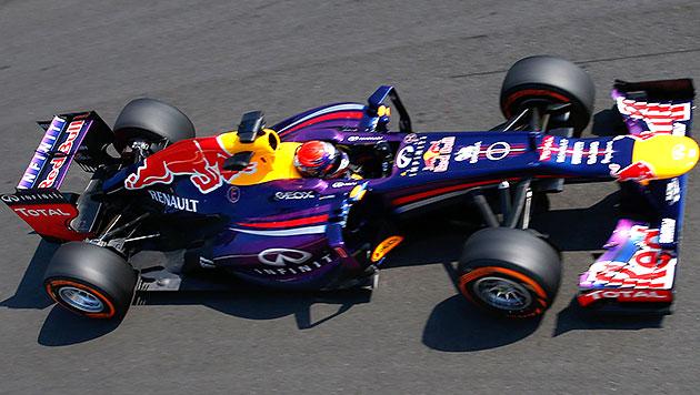 Vettel holt bereits 40. Pole seiner Karriere (Bild: AP)