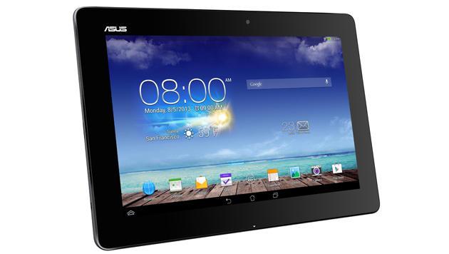 Asus' Tegra-4-Tablet auf der IFA ausprobiert (Bild: Asus)