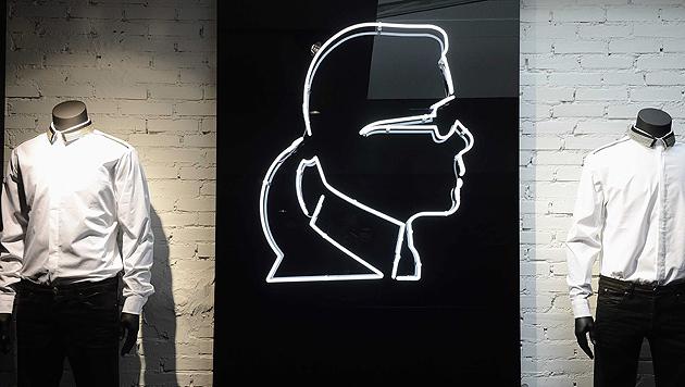Karl Lagerfelds Geburtstag und das ewige Rätsel (Bild: AP, EPA)