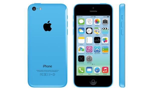 Plastik-iPhone 5C entpuppt sich als Ladenhüter (Bild: Apple)
