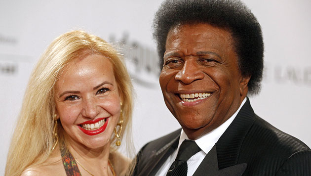 Roberto Blanco heiratet 40 Jahre jüngere Luzandra (Bild: EPA)