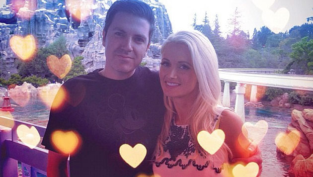 Hefner-Ex Holly Madison hat geheiratet (Bild: Instagram)