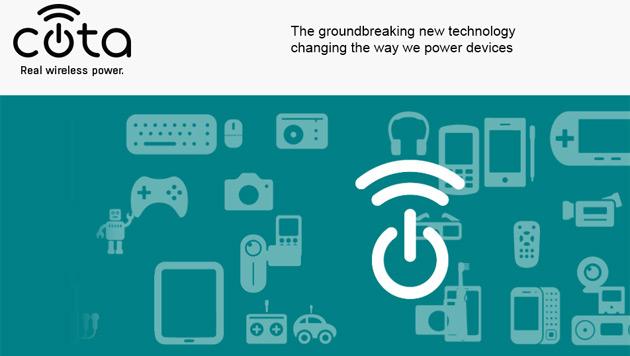 Neue Technologie soll Aufladen revolutionieren (Bild: Screenshot ossiainc.com)
