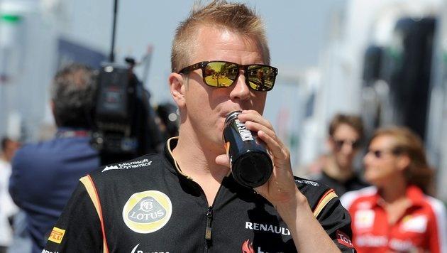 Räikkönen kehrt 2014 zu Ferrari zurück (Bild: AP)