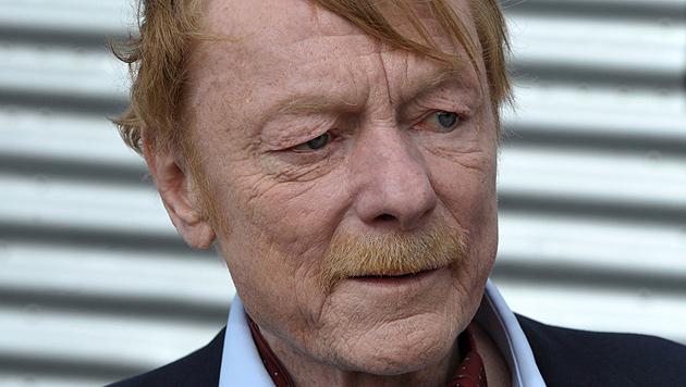 Schauspieler Otto Sander mit 72 Jahren verstorben (Bild: dpa-Zentralbild/Peter Endig)