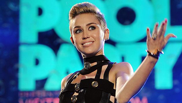 Vom Kinderstar zum Vamp: Miley Cyrus' Imagewandel (Bild: EPA, AP)